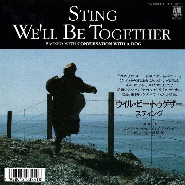【7inch・国内盤】スティング / ウィル・ビー・トゥゲザー