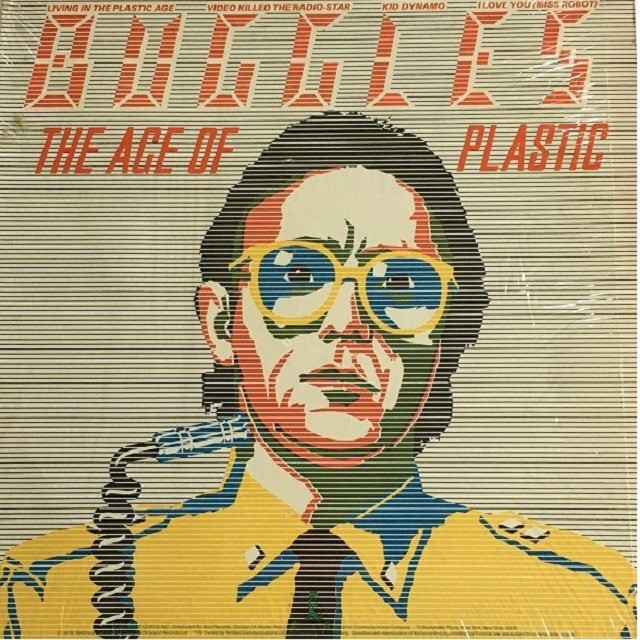 【LP・米盤】Buggles / The Age of Plastic