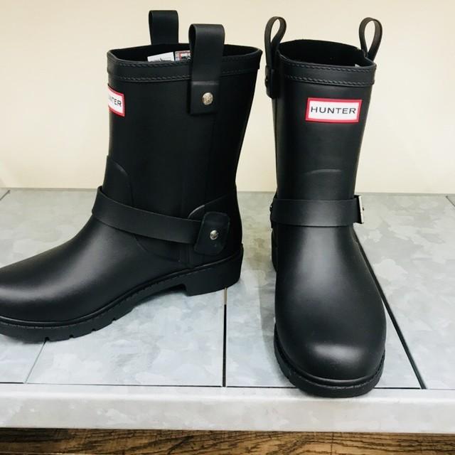 HUNTER ブーツ ハンター 正規代理店 新作 ショートブーツ