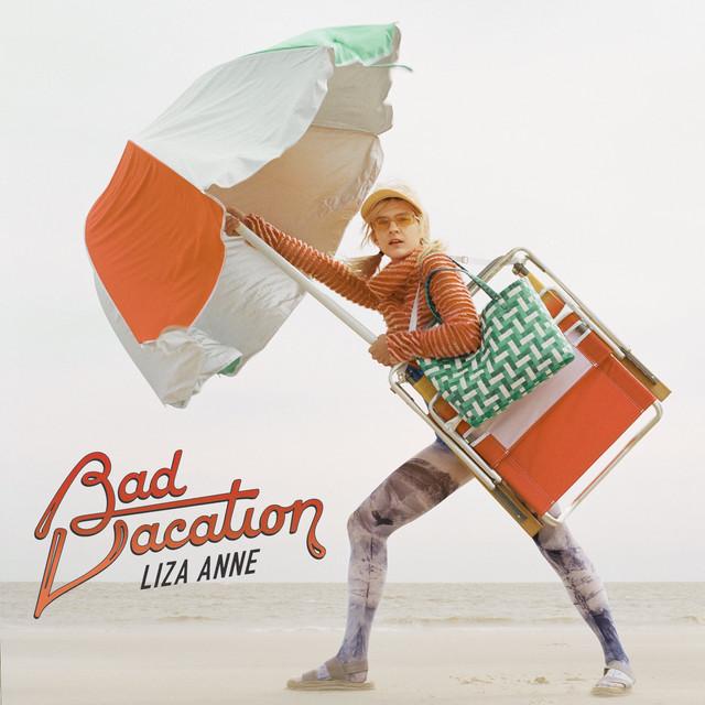 Liza Anne / Bad Vacation(Ltd White LP)
