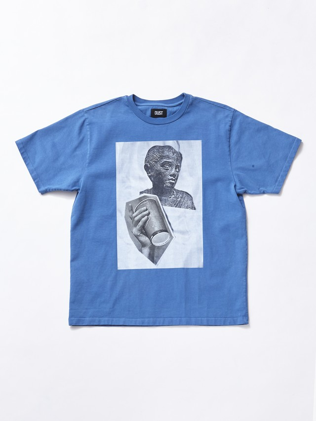 DUST Cup&Face Tee Blue ST1CUPBU