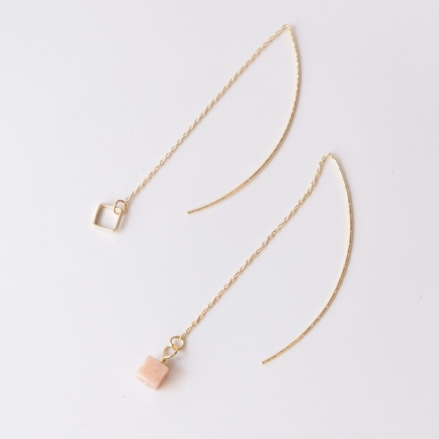 〖&S.〗American~Square(Pink Opal)~
