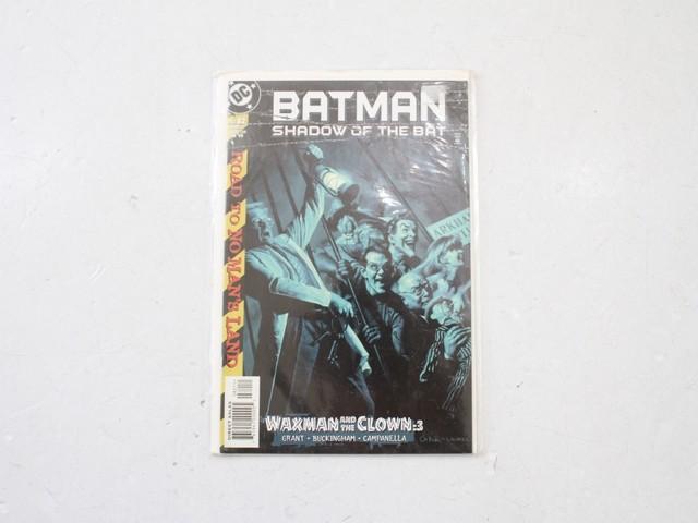 BATMAN SHADOW OF THE BAT COMICS