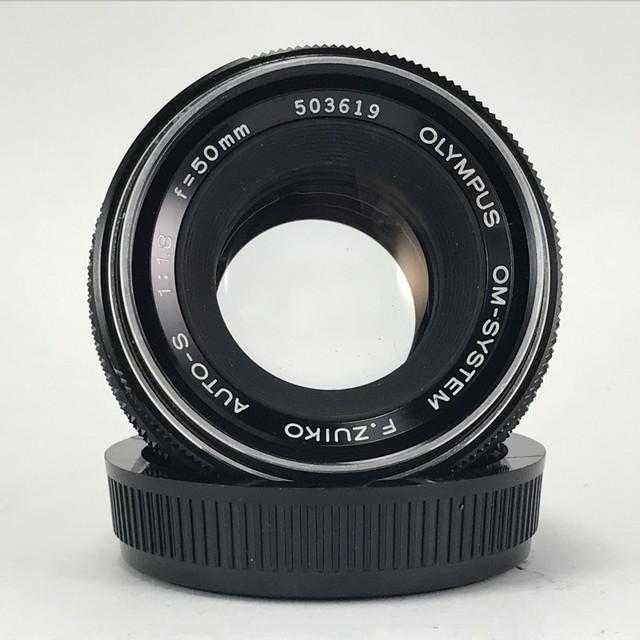Olympus F.Zuiko 50mm F1.8