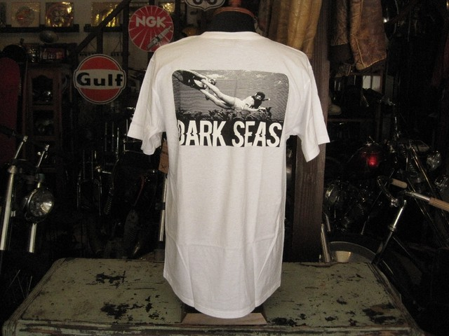 DARK SEAS  TELECAST  Tee (WHITE)