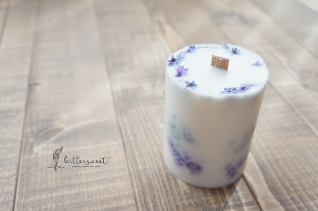 Botanical candle no.014