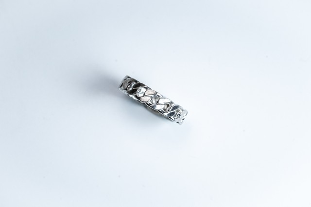 R-048  Gourmette(グルメット) Chain ring  S