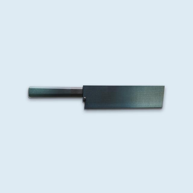【藍包丁】薄刃+鞘