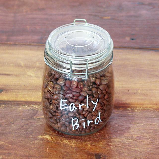 L.cat coffee オリジナルブレンド『 EARLY BIRD 』100g