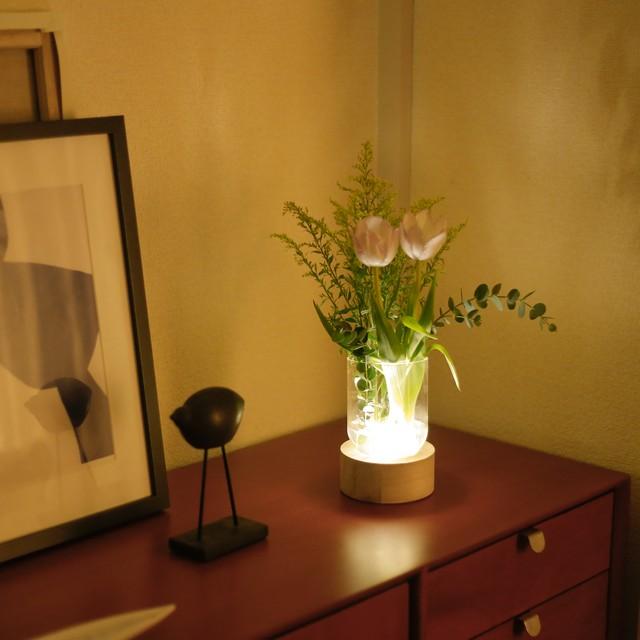 LEDライティングベース(ラウンド) / hm017