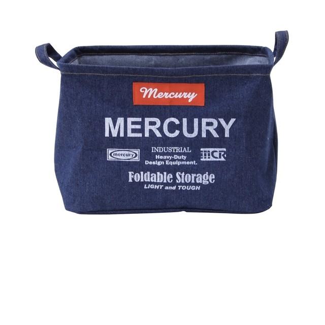MERCURY マーキュリー レクタングルボックス M 収納 インテリア