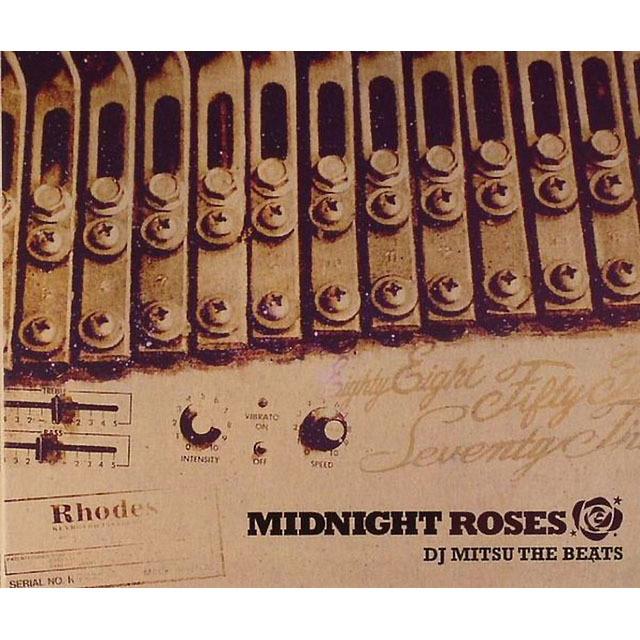 【CD】DJ Mitsu the Beats - Midnight Roses