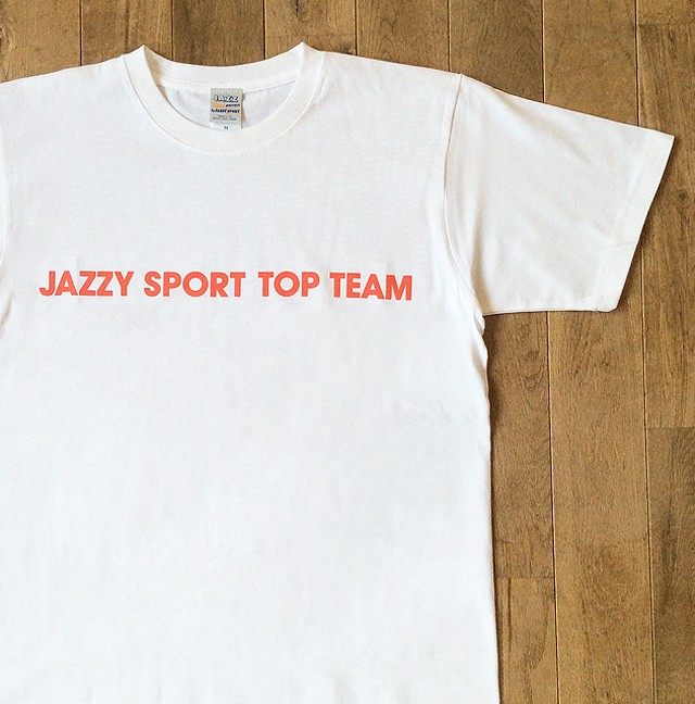 """JS """"TOP TEAM"""" Tシャツ/グレー"""