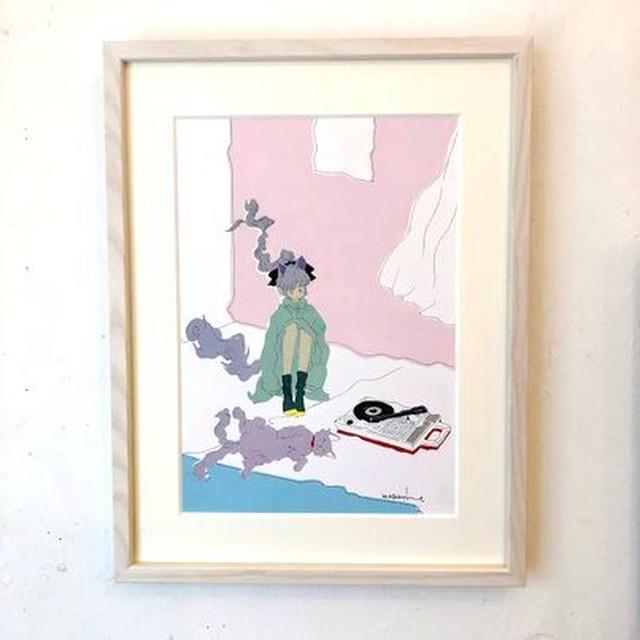 イノウエマサル(井ノ上豪)「手紙」