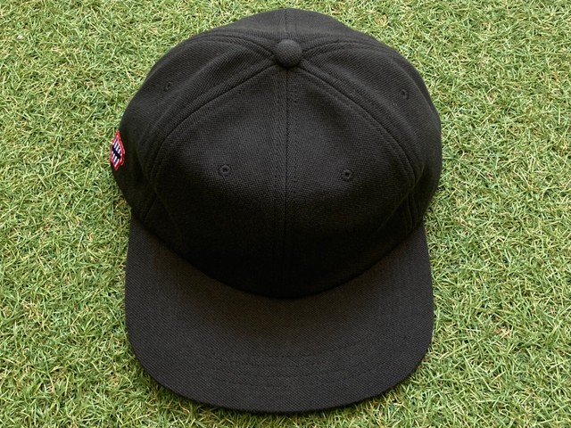 UNDEFEATED PIQUE STRAPBACK BLACK ONE SIZE 57225