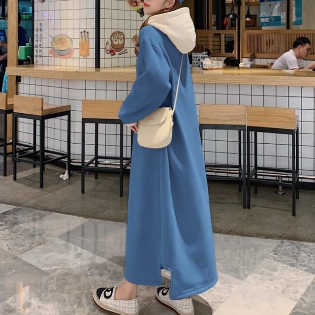 韓国ファッション ロングワンピース SHD541601
