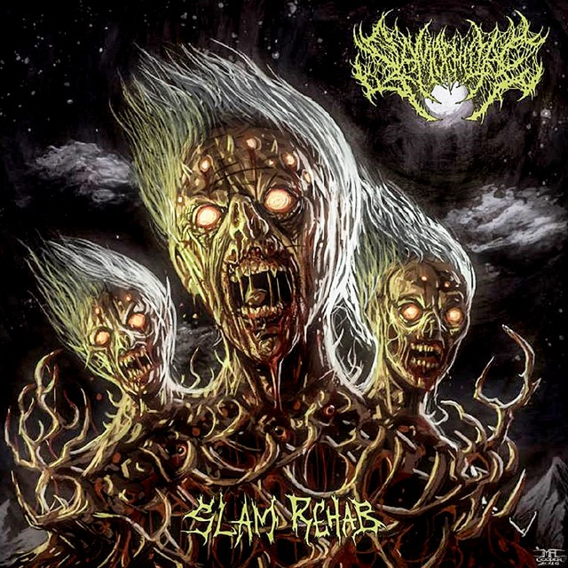 SLAMOPHILIAC『Slam Rehab』CD