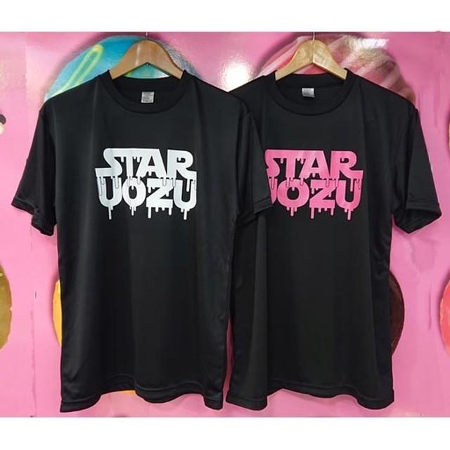 """Melting STAR UOZU""""ドライ""""Tシャツ"""