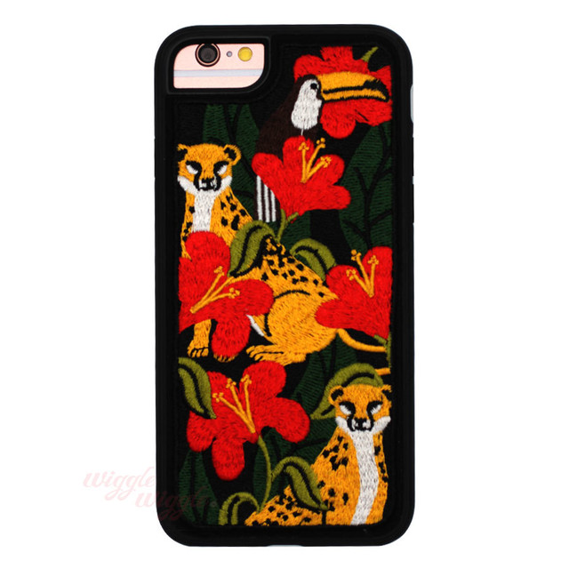 Embroidery Case(tropical)