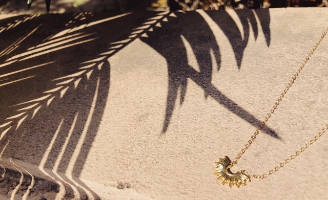 Sun Necklace サンネックレス