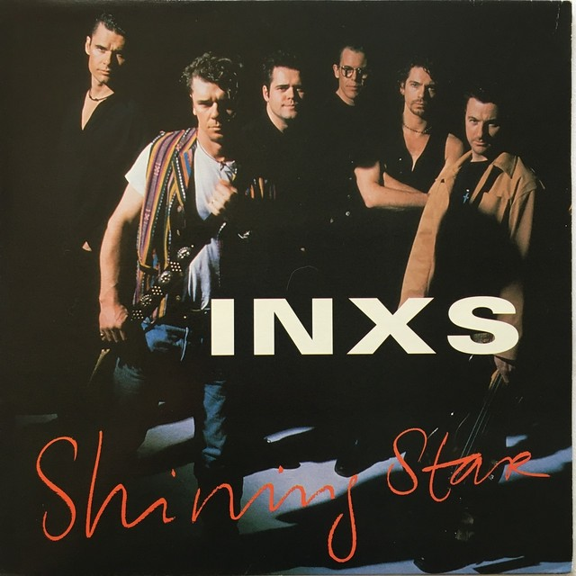 【12inch・米盤】INXS  /  Shining Star