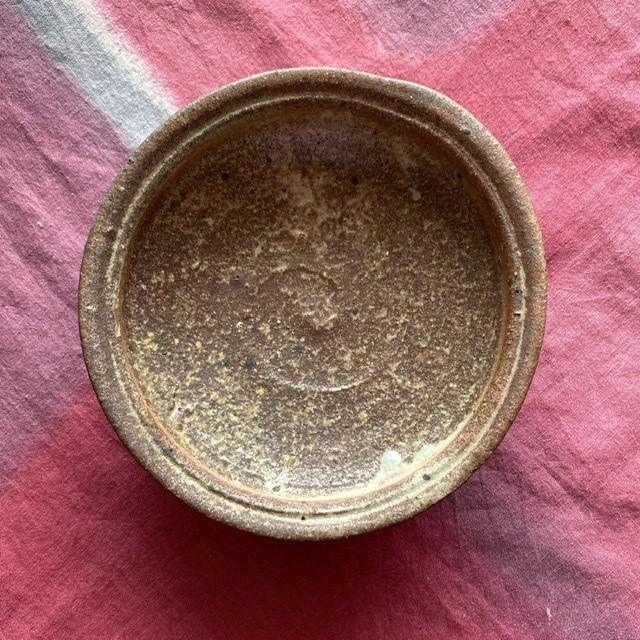 鉢【 加地学  陶器】H45 no44