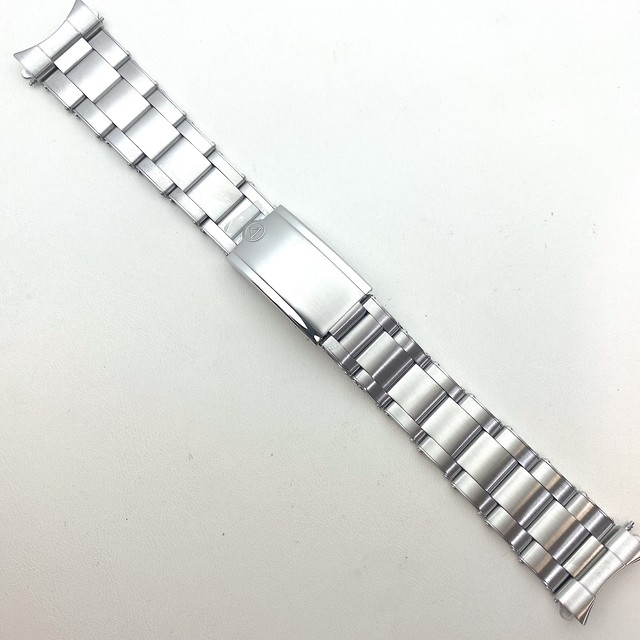 【for NEW CASE】W.MT WATCH 3-Link BRACELET for ROYAL MARINE (for NEW CASE only)