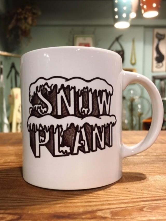 SNOW PLANT MUG