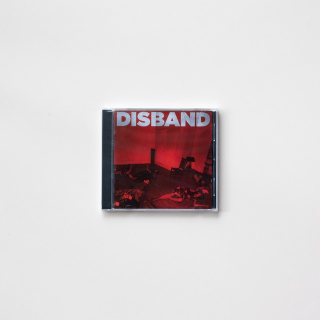 (CD) DISBAND by DISBAND