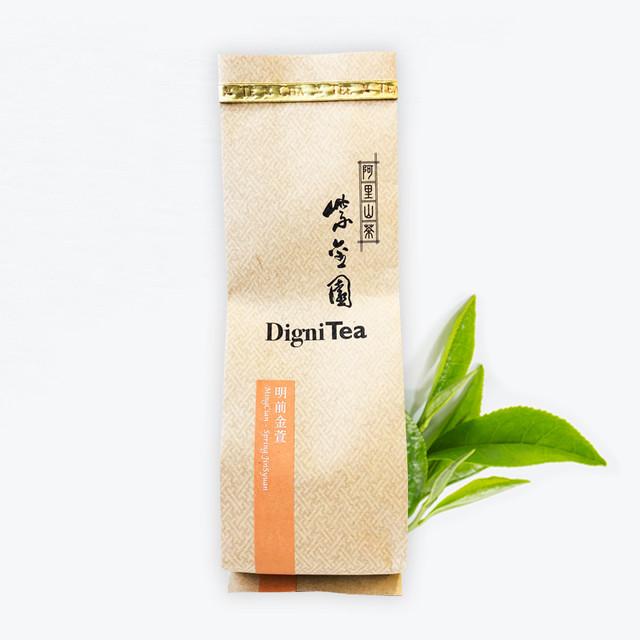 台湾阿里山産 明前金萓茶  春摘み  50g