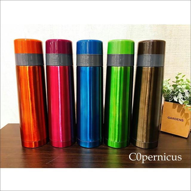 5color/真空ステンレス スタイリングボトル480ml /浜松雑貨屋 C0pernicus