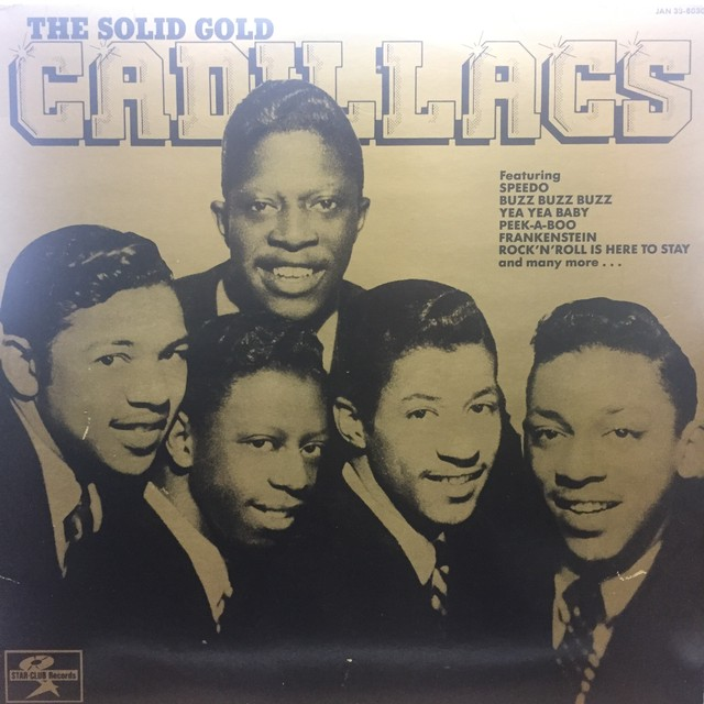 The Solid Gold Cadillacs / The Cadillacs