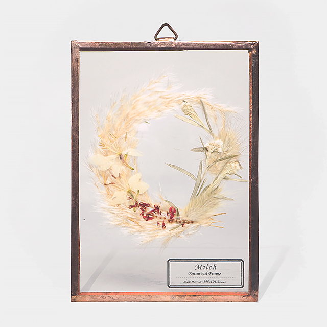 Botanical Frame S018- Gold