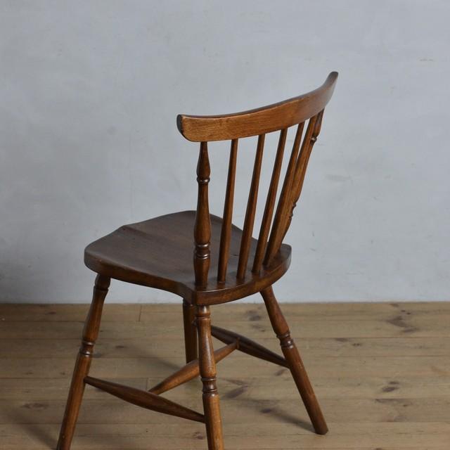 Dining Chair / ダイニング チェア【B】〈ダイニングチェア・ウィンザーチェア・デスクチェア・椅子・カントリー〉 112201