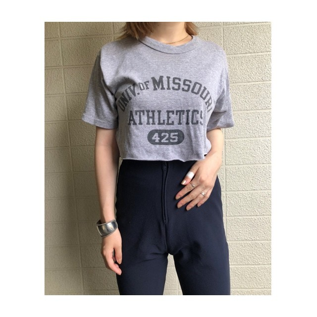 champion short T-shirt