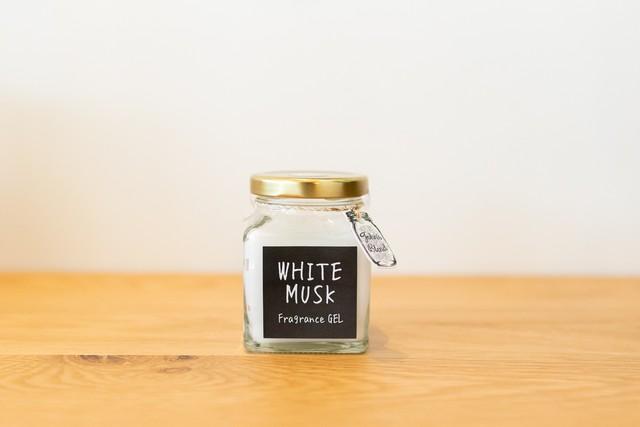 John's Blend Fragrance Gel - White Musk -
