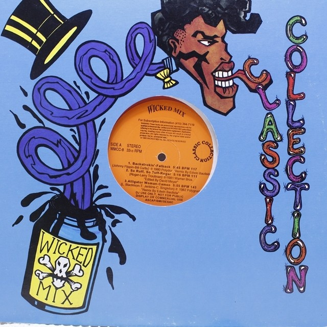 Various / Wicked Mix - Classic Collection 10 [WMCC-8] - メイン画像