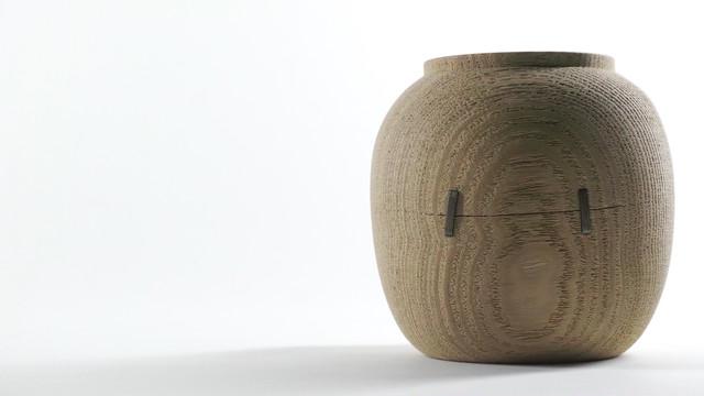 Takahisa Morita/森田孝久/2019個展作品・壺花器