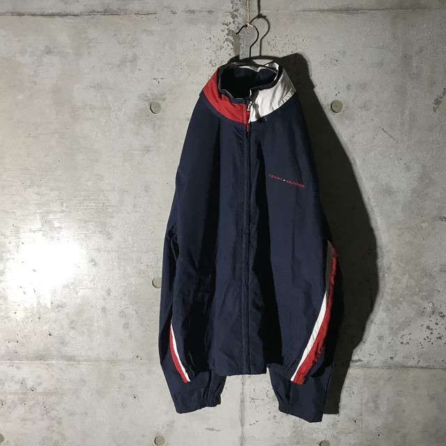 [TOMMY] switching caller jacket