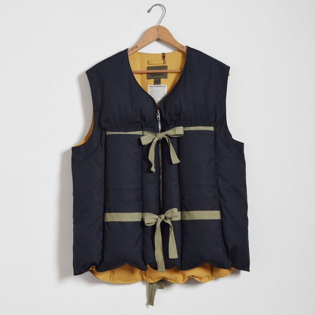 【40% off】Nigel Cabourn ナイジェルケーボン レスキューベスト rescue vest cold weather cloth