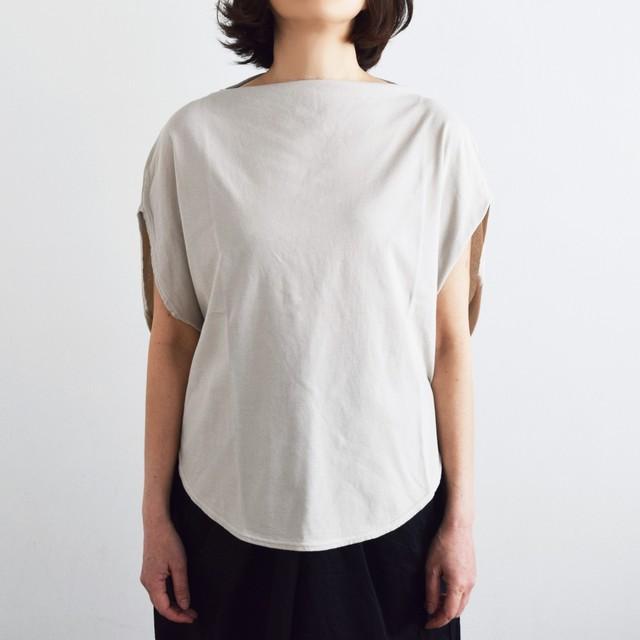 COSMIC WONDER  コズミックワンダー オーガニックコットン サークルTシャツ Beautiful organic cotton circle T-shirt 11CW02051ancient clay