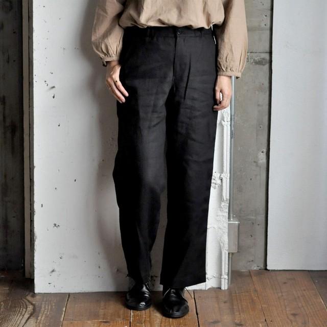 BRENA coq pants french antique linen