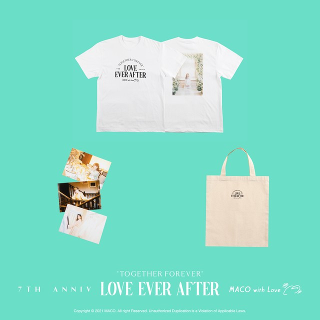 """""""LOVE EVER AFTER"""" Special Set"""