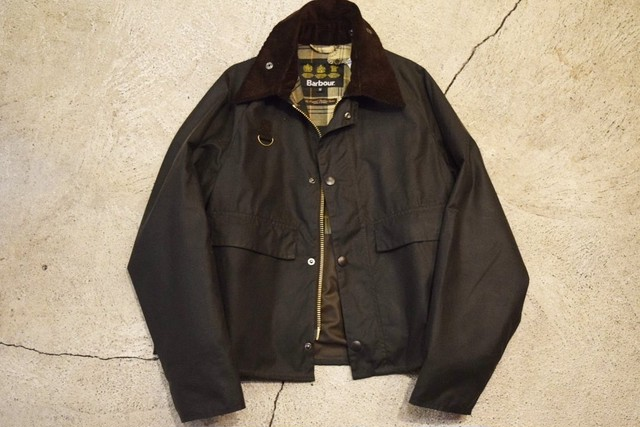 新品 Barbour SPEY Jacket -M J0705
