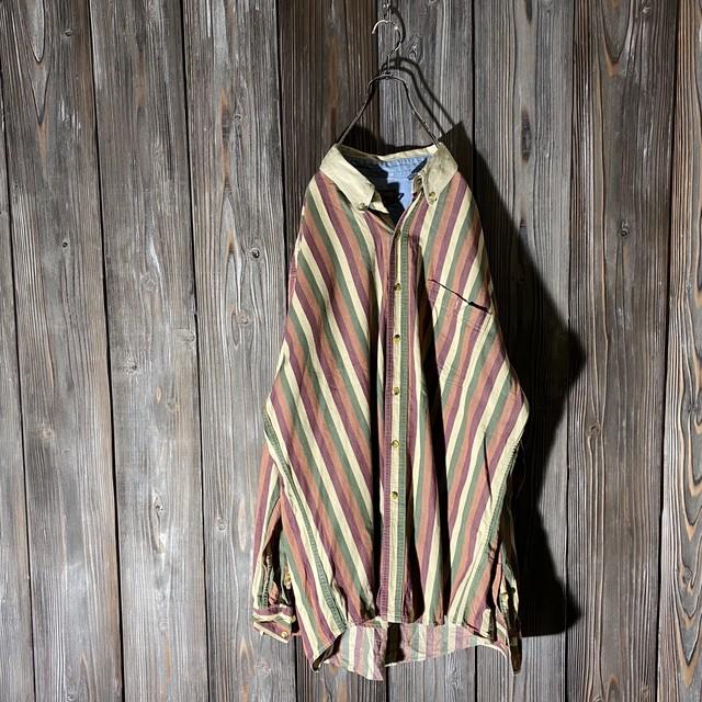 [used]stripe shirt