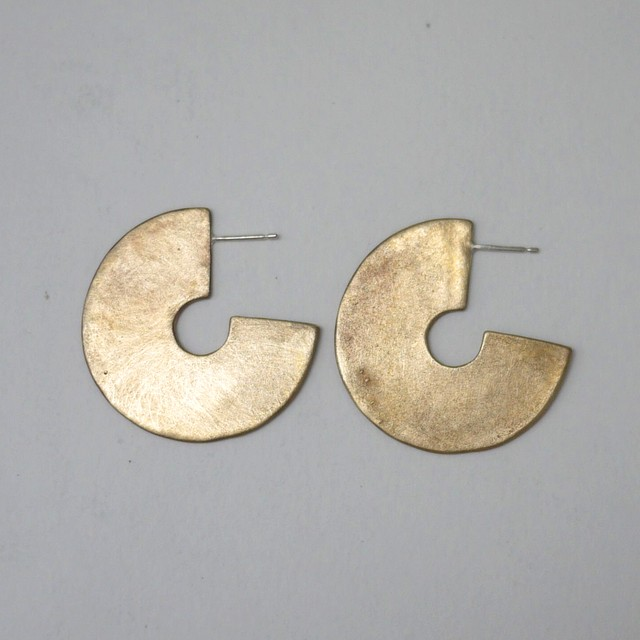 HELIOS EARRINGS Bronze