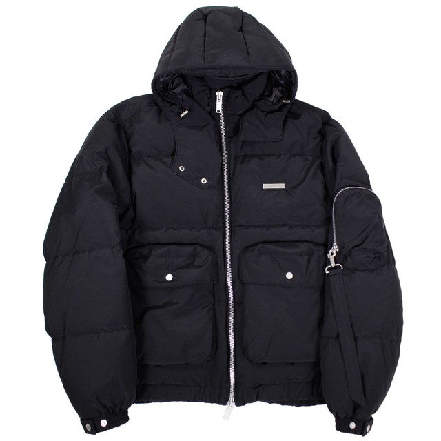 TATRAS X RIOT HILL Down Jacket Black