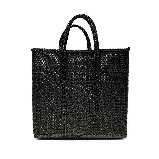 MERCADO BAG CANGREJO ‐ Black(M)