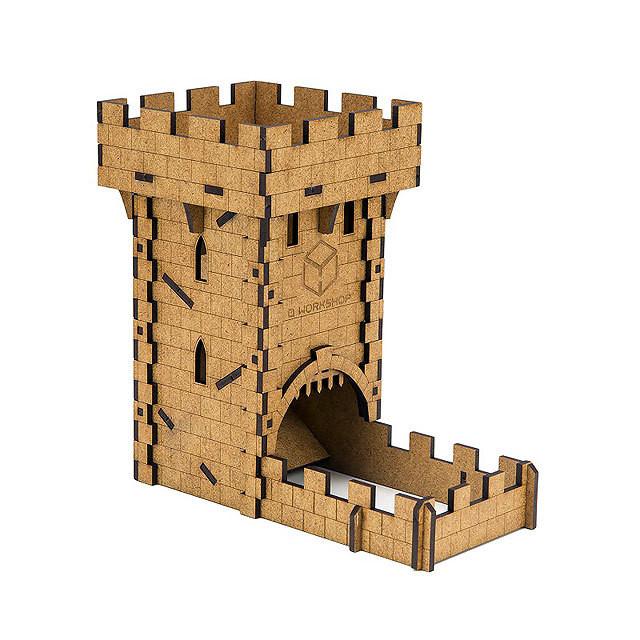 中世型ダイスタワー