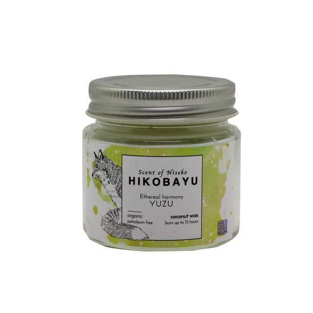 YUZU トドマツオーガニックキャンドル ETHEREAL HARMONY  CANDLE  15 hour